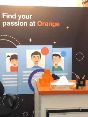 Orange Job Fair