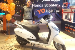 YO Scooter winners